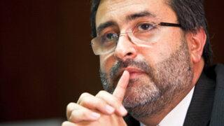 Juan Jiménez dejaría premierato en diciembre próximo
