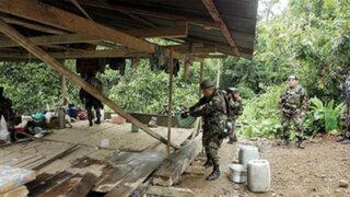 Operativo rescató 20 niños explotados por mafia para elaborar droga en la Amazonía