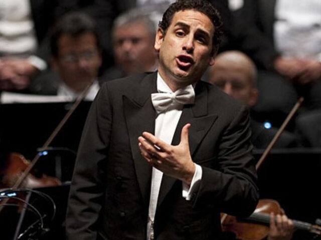 Juan Diego Flórez entre los 10 mejores tenores de la historia