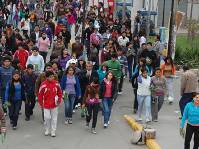 Más de 26 mil postulantes competirán en examen de admisión de San Marcos