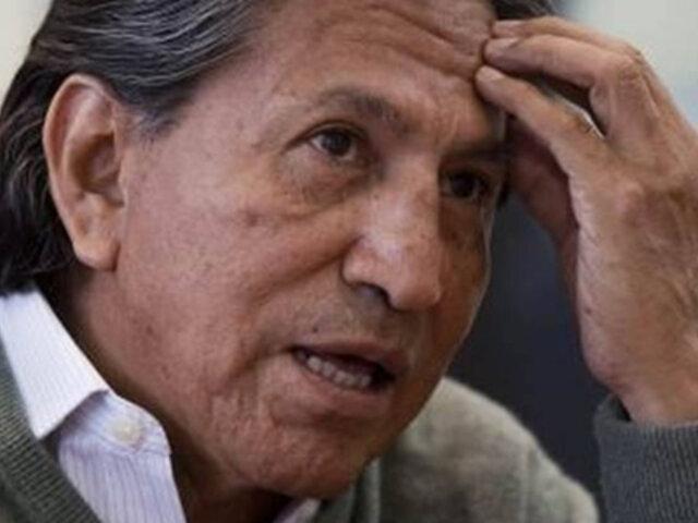 Fiscalización viajaría a Costa Rica para ampliar investigación sobre caso Toledo