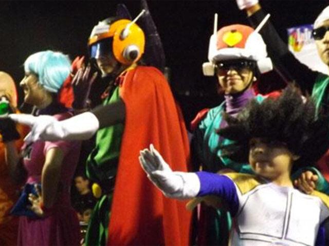 """Fiebre por """"Dragon Ball La Batalla de los Dioses"""" continúa creciendo en Lima"""