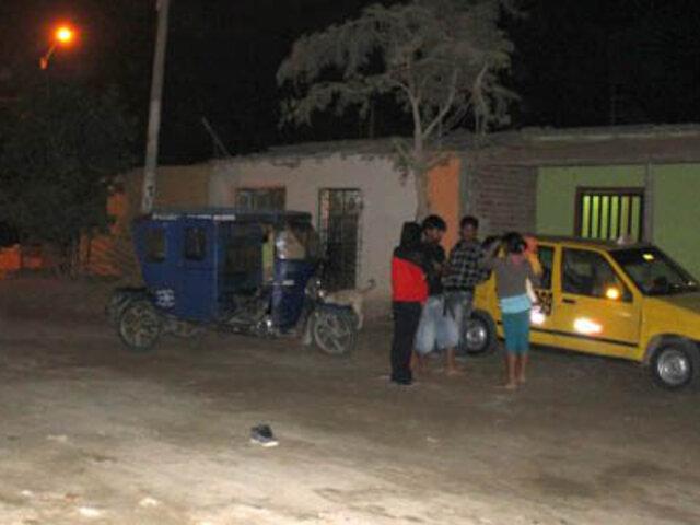 Tacna: pobladores casi linchan a sujeto ebrio al confundirlo con un ladrón