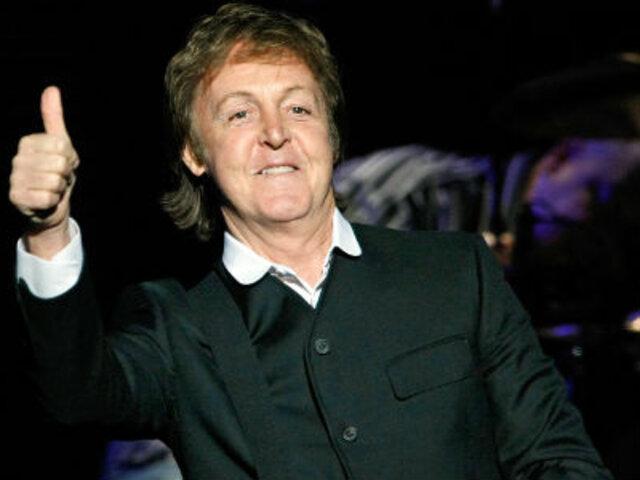 Kate Moss, Johnny Depp y Meryl Streep en el nuevo video de Paul McCartney