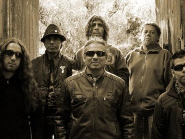 El rock en quechua llegó a Ola ke Ase con el grupo Uchpa  y su tema 'Por las puras'