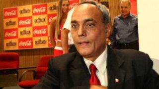"""Manuel Burga asegura que está acostumbrado a ser """"la piñata que todos pegan"""""""
