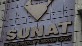 Sunat: 62 mil empresas peruanas evaden impuestos de S/.1000 millones
