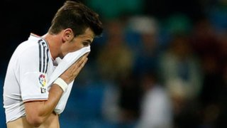 Bale será baja del Real Madrid ante el Copenhague por Champions League