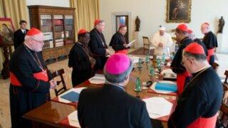 """Papa Francisco inicia hoy reuniones con el """"G8"""" para la reforma de la Iglesia"""