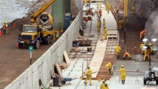 Obras en Vía Parque Rímac serán suspendidas nuevamente