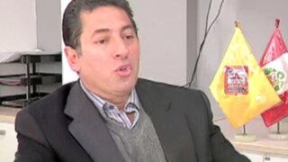 """Alcalde de San Miguel acusa """"mezquindad"""" en la gestión de Susana Villarán"""