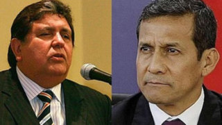 García: Humala ordenó crear megacomisión para investigarme y desprestigiarme