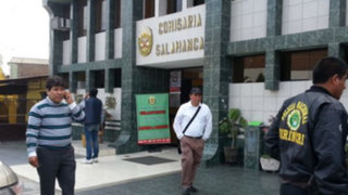 Asesinan de disparo en la cabeza a detenido en comisaría de Salamanca