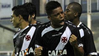Brasileirao: Vasco da Gama con Yoshimar Yotún de titular venció 3-1 al Inter