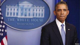 Barack Obama canceló su viaje a cumbre de APEC en Asia por crisis en EEUU