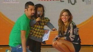 Reconocidas figuras de Panamericana Televisión participan de la Teletón 2013