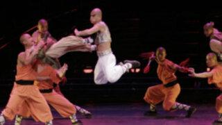 Talentos extremos: jóvenes 'shaolín' exhiben sus sorprendentes habilidades