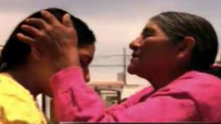 Una historia de reencuentro: madre e hija se encuentran luego de 35 años