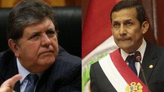 Hugo Guerra: Humala utiliza megacomisión para perseguir a Alan García