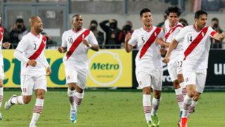 Perú jugará último partido del 2013 ante la selección vasca en España