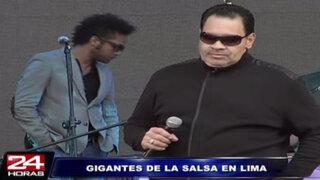 Festival Salsa Giants: soneros dieron espectacular show en estadio San Marcos