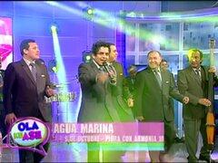 Sigue bailando al ritmo de la cumbia con Agua Marina y 'Dame un momento'
