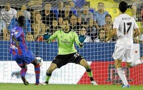 Prensa Española critica duramente la defensa del Real Madrid
