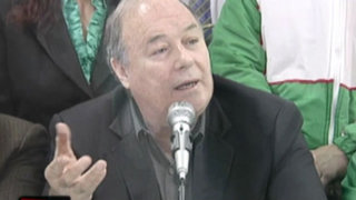 Presidente del PPC criticó a partidos políticos que abandonaron diálogo con el Gobierno