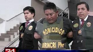 VIDEO: capturan a sicario que apuñaló al 'Rey del Queso' en navidad del 2012