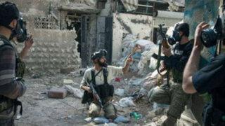Siria: inspectores internacionales iniciaron destrucción de armamento químico