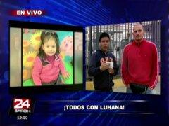 Hija de ex arquero Héctor Hernández se recupera tras segunda operación