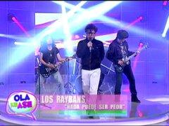 Los Raybans nos presentan en exclusiva su canción 'Nada puede ser peor'