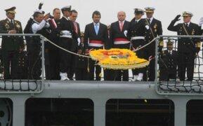 Marina de Guerra tendrá buque de instrucción más grande de Latinoamérica