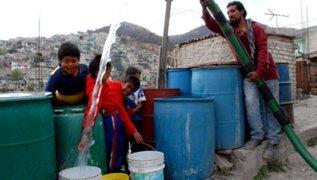 Pobladores de Ica no cuentan con agua potable desde hace cuatro días