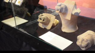 Arqueólogos encuentran piezas precolombinas en el lago Titicaca