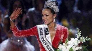 India: investigarán a Miss Universo por acto publicitario en el Taj Mahal
