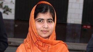 Activista pakistaní Malala Yousafzai recibió Premio Sájarov con solo 16 años