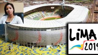 Leyla Chihuán: Lima no está preparada para Juegos Panamericanos 2019