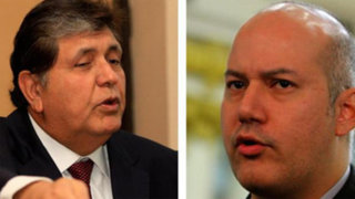 PJ declaró infundado el pedido para que García declare ante 'Megacomisión'