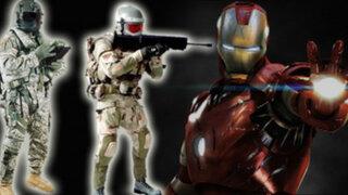 Ejército de EEUU pretende armar a sus soldados con el traje de Iron Man