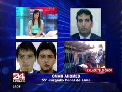 VIDEO: Juez justifica liberación de violadores de empresa 'El Chosicano'