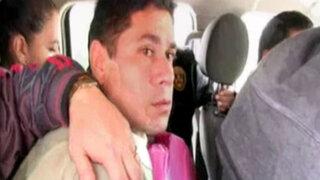 Capturan a 'robacasas' que operaban en zonas exclusivas de Lima