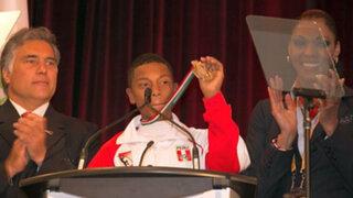 Discurso clave para la elección de Lima como sede de los Panamericanos 2019