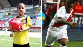 Adriano, el hijo de la 'Foquita': jugadas y goles de este pequeño 'crack' de 5 años