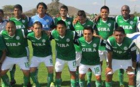 Club Los Caimanes de Chiclayo ascendió a primera división del fútbol nacional