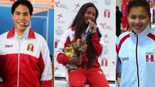 Jóvenes medallistas piden más apoyo al deporte para seguir cosechando triunfos