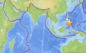 Terremoto de 6,8 grados de magnitud sacudió Papúa Nueva Guinea