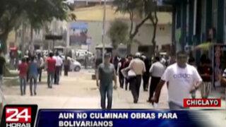 Chiclayo no estaría preparada para recibir a deportistas en próximos Juegos Bolivarianos