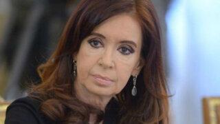 Argentina: Cristina Fernández fue dada de alta y tendrá descanso de 30 días