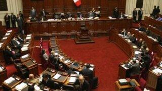 Presentan proyecto de ley para eliminar reelección inmediata de congresistas